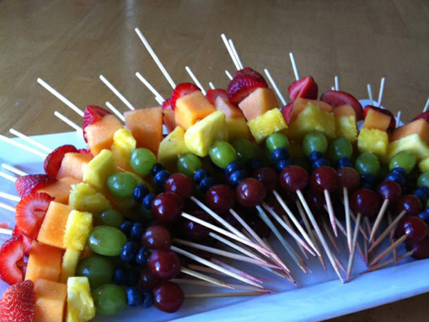 Mesa de Frutas  Natal