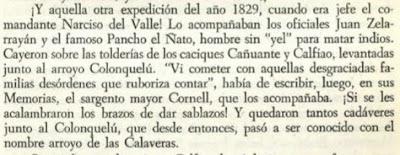 Arroyo Calaveras