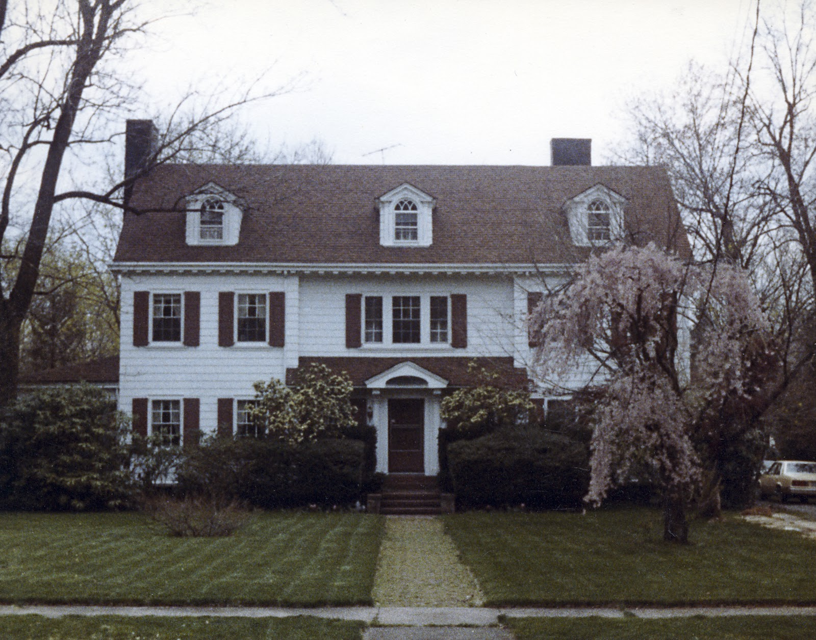 Brown Roof Houses Exterior Paint Colors With Brown Roof
