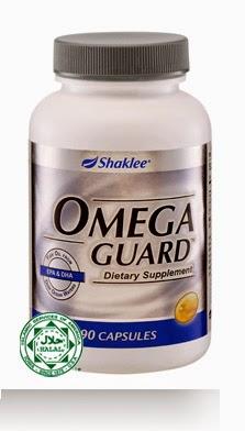 omega guard bantu lancarkan peredaran darah