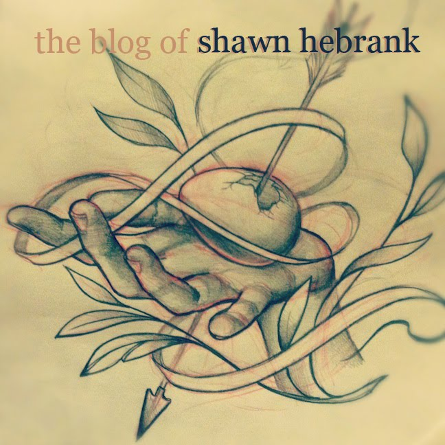 shawn hebrank . minnesota tattoo artist