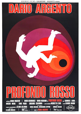 Nocturna. Rojo Oscuro (1975) de Dario Argento