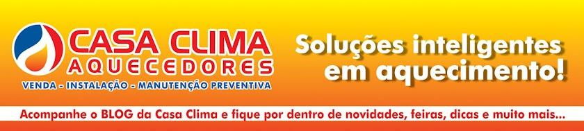 CASA CLIMA AQUECEDORES
