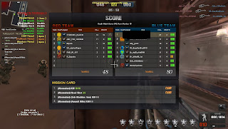 Cheat PB Point Blank 25 Juli 2012 Update Terbaru