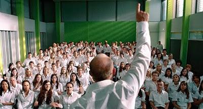 Imagen de la película La ola