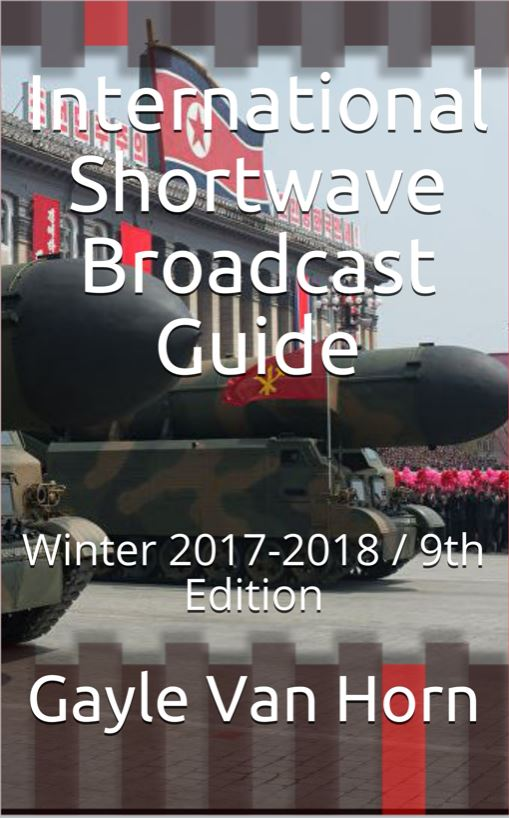International Shortwave Broadcast Guide: Winter 2017-2018