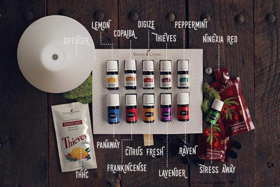 Interested in learning more about Young Living essential oils?