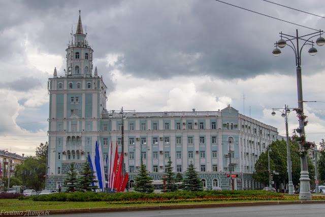 Путешествия: Башня смерти Пермь фото