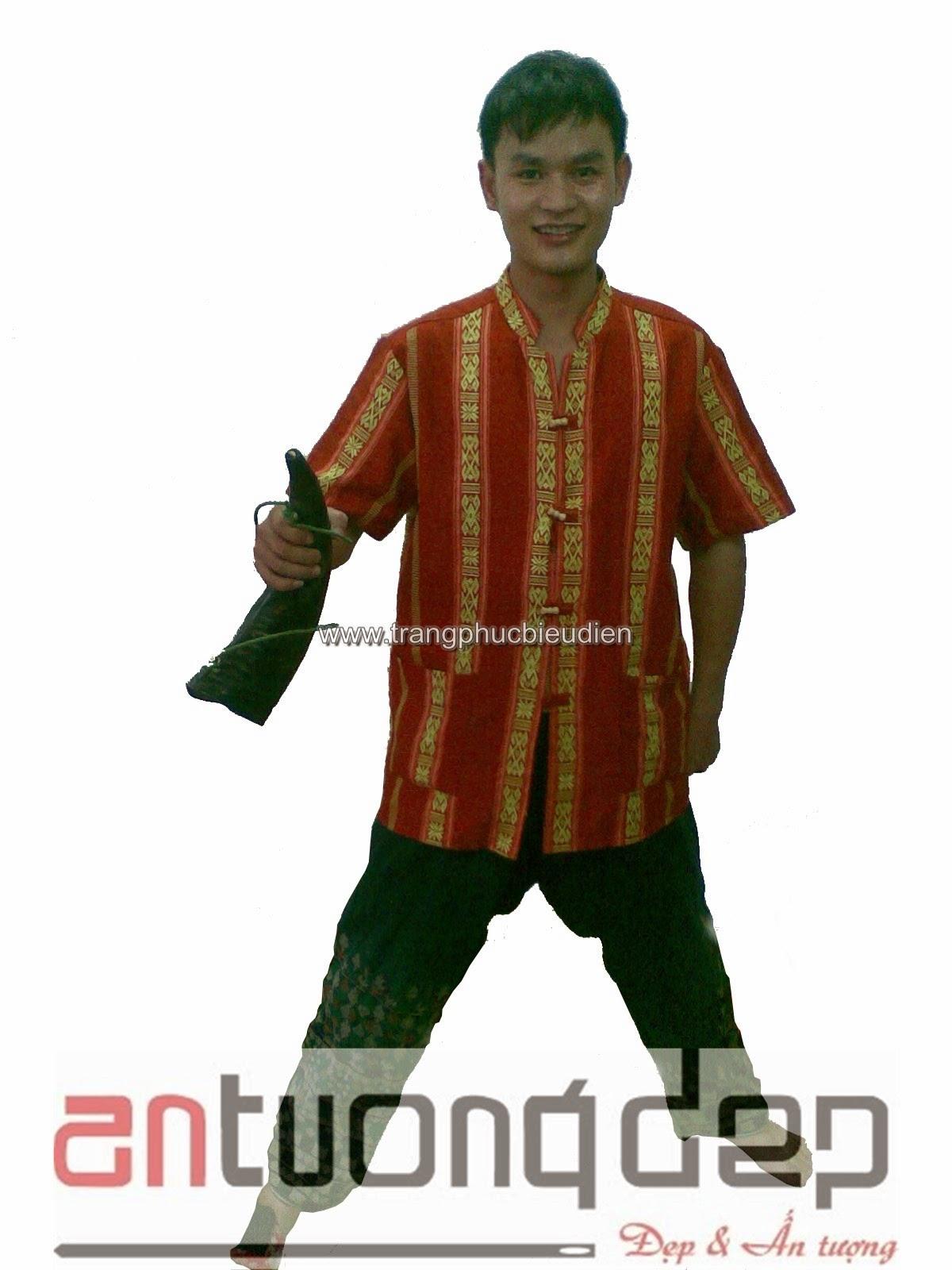 cho thuê trang phục nam thái