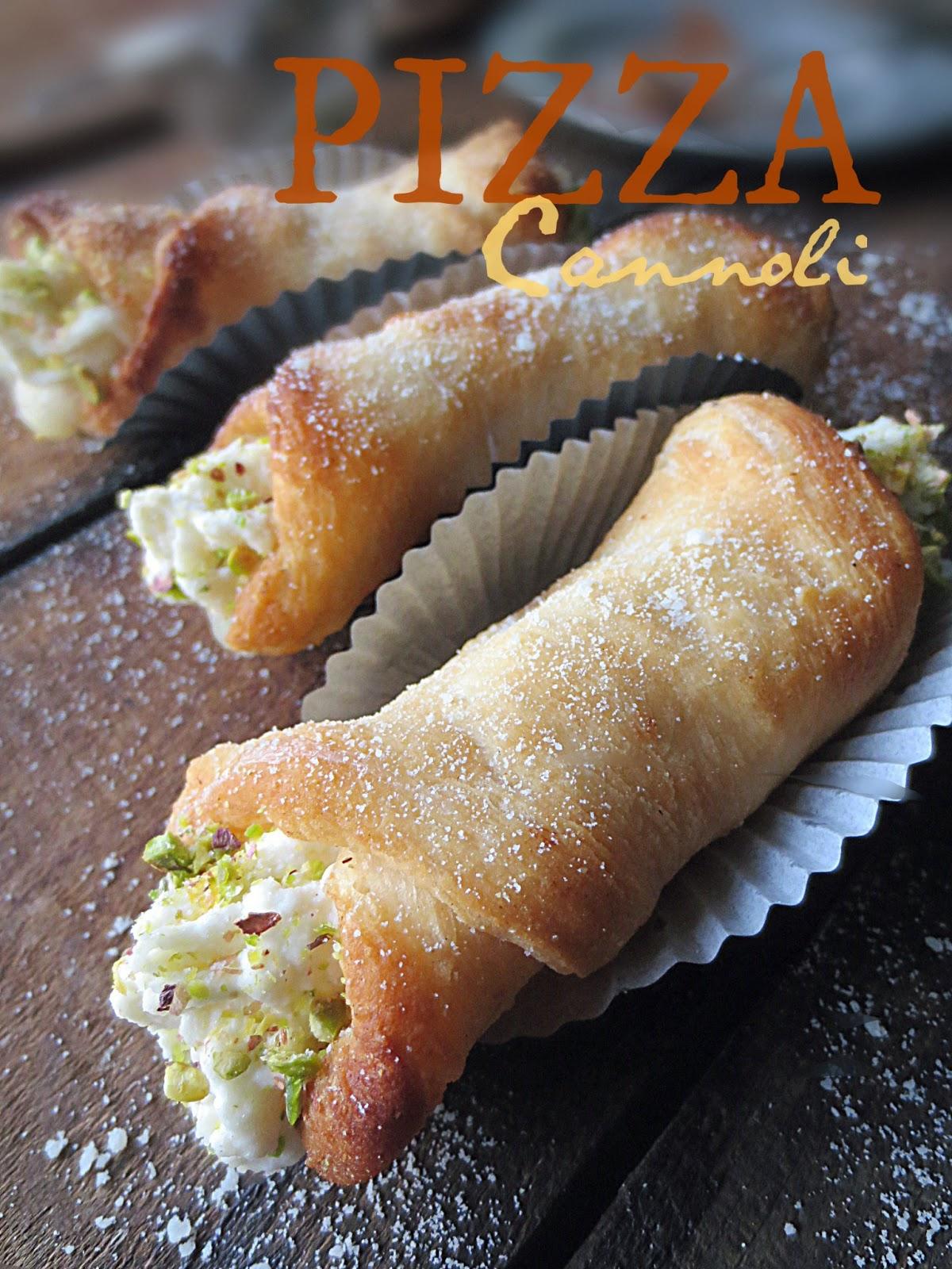 The Brooklyn Ragazza: Award-Winning, Sicilian Pizza Cannoli