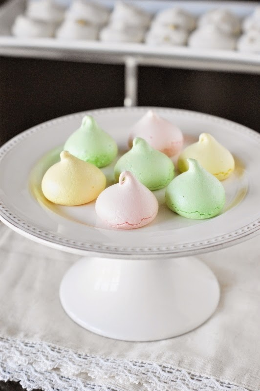 Spring Easter Meringues Recipes — Dishmaps