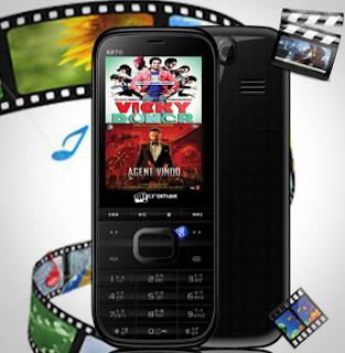 Micromax X278 Dual SIM Mobile