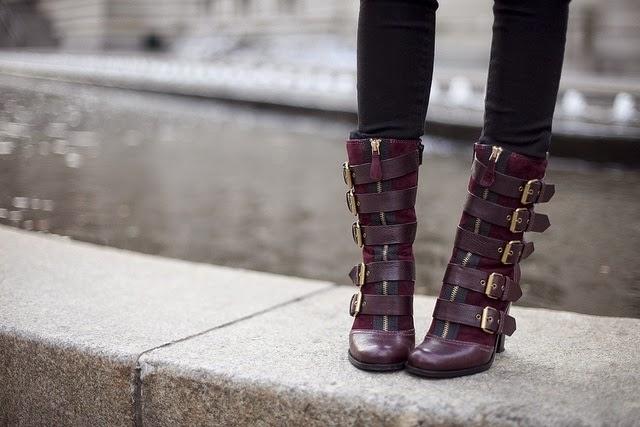 2015 Yeni Moda Bayan Çizme Modelleri