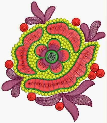hoë kwaliteit borduurwerk Quilt ontwerp