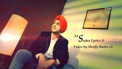 tu chad ke na jayi sajna lyrics shaffy batra