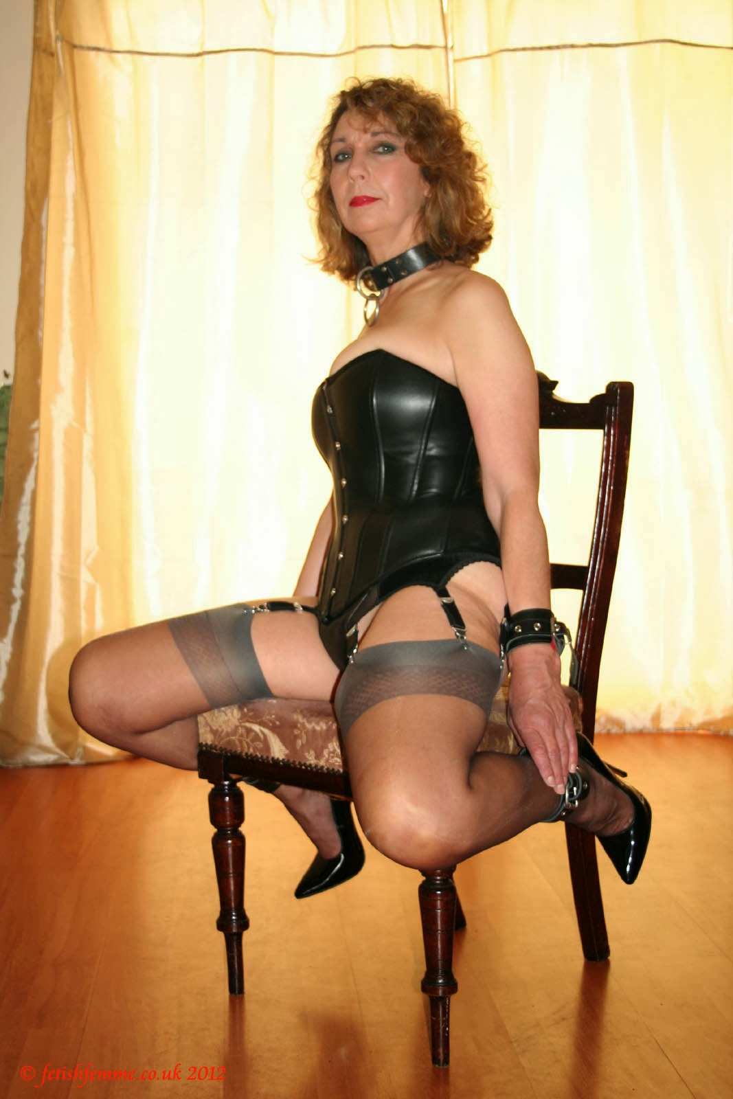 lingerie Granny black