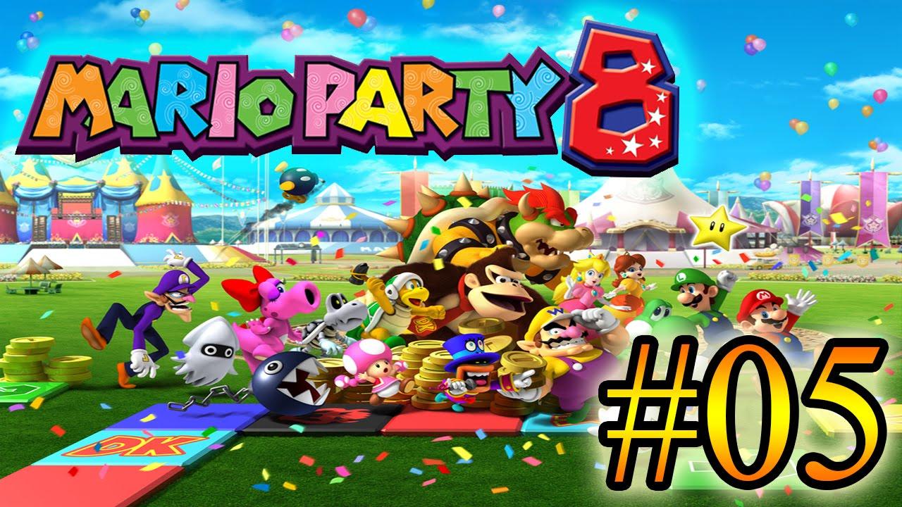 Mario Party 4 Review