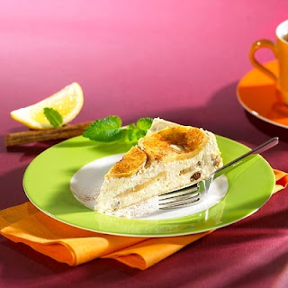 Torta de ricota y manzana