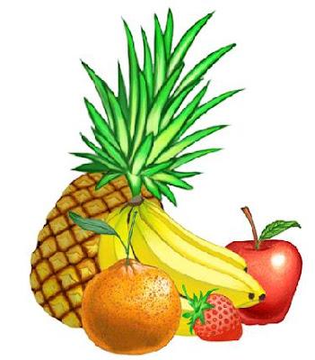 TE CUENTO UN CUENTO Frutas para imprimir dibujar y recortar
