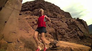 Trail Running - Descida louca crazy