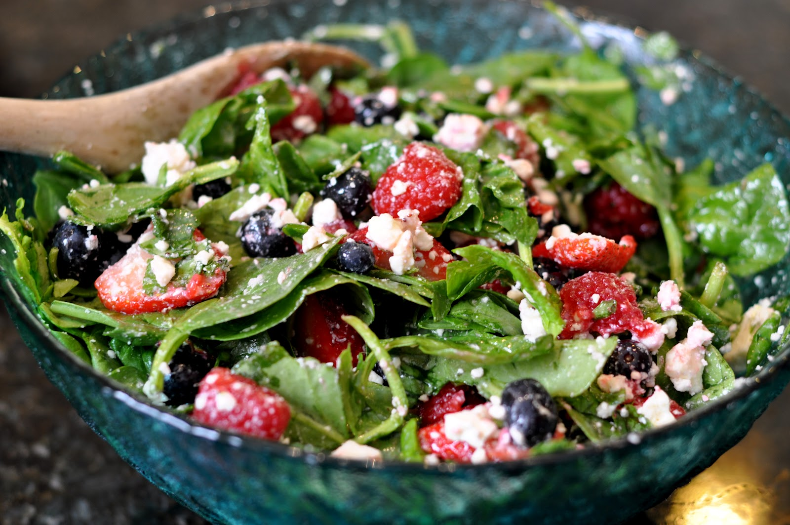 Рецепты летнего салата