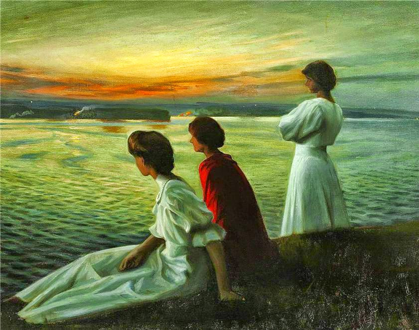 Tre kvinder - Three Women