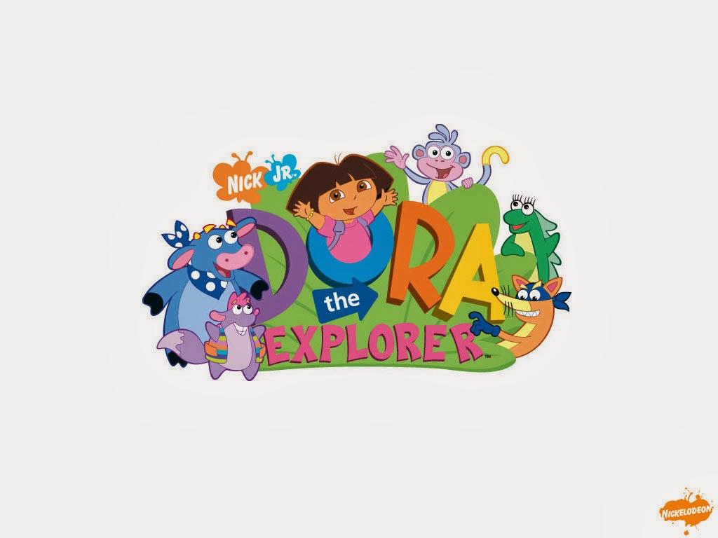 Wallpaper Dora The Explorer