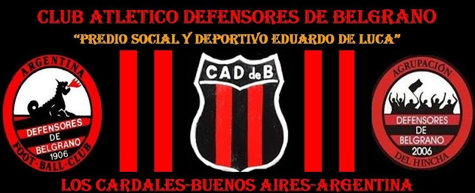 """Predio Social y Deportivo """"Eduardo Deluca"""""""