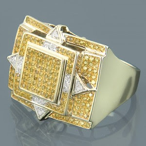 Men's Diamond Fashion Rings Men s Fashion Rings