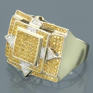 Men's Diamond Fashion Rings Men s Fashion Rings