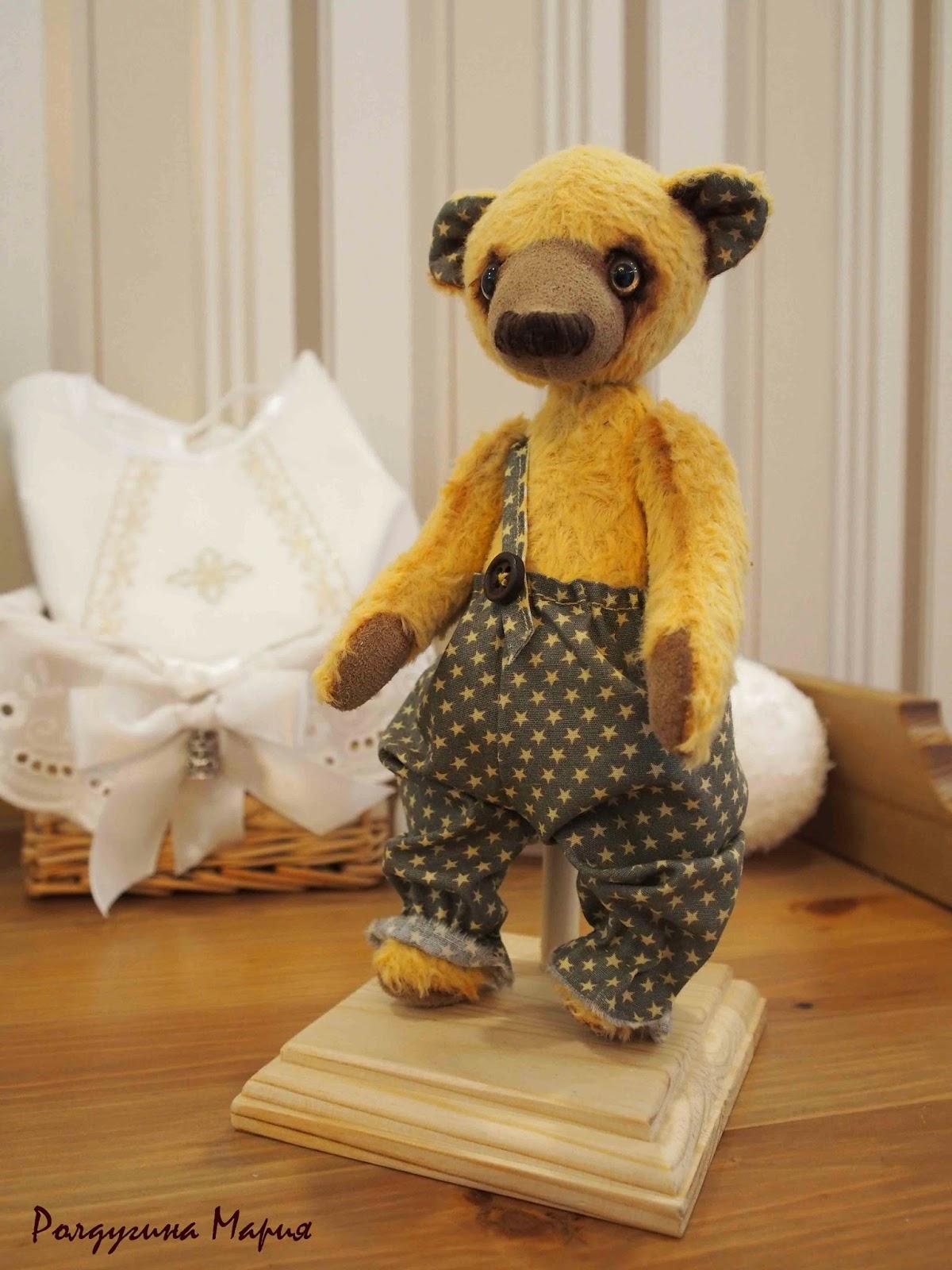 медведь тедди игрушка на заказ