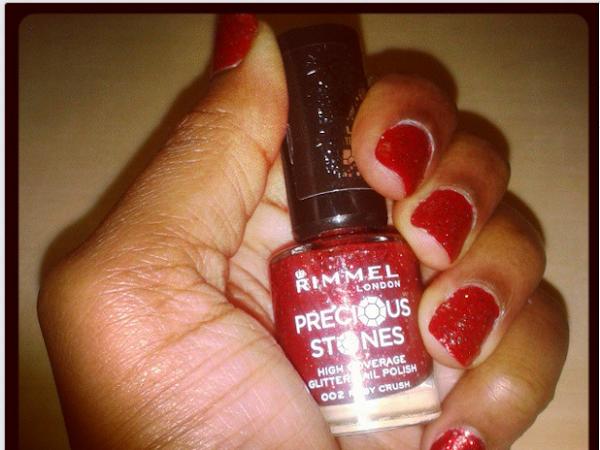 Rimmel London Precious Stones Ruby Crush