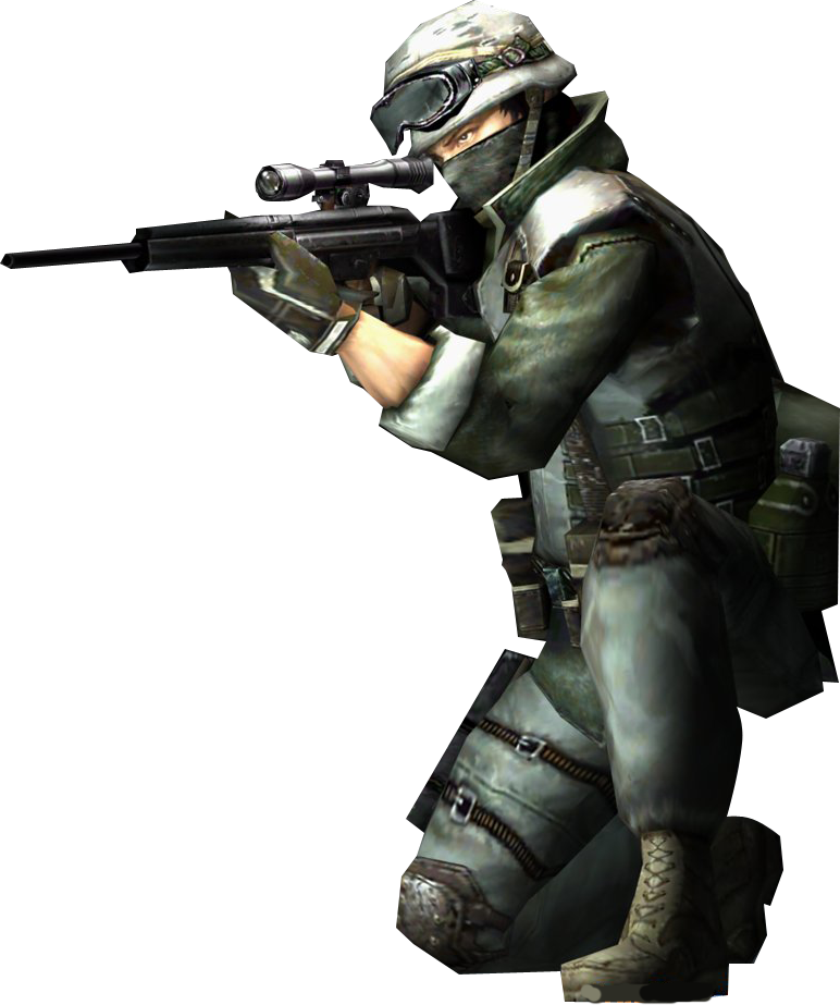 photorenders counter strike 16 ct png