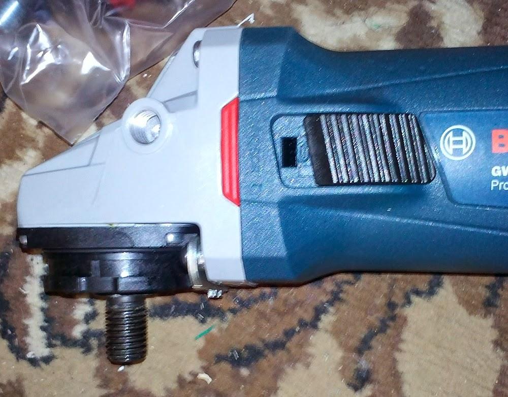 УШМ Bosch GWS 12-125 CIE фото крупно