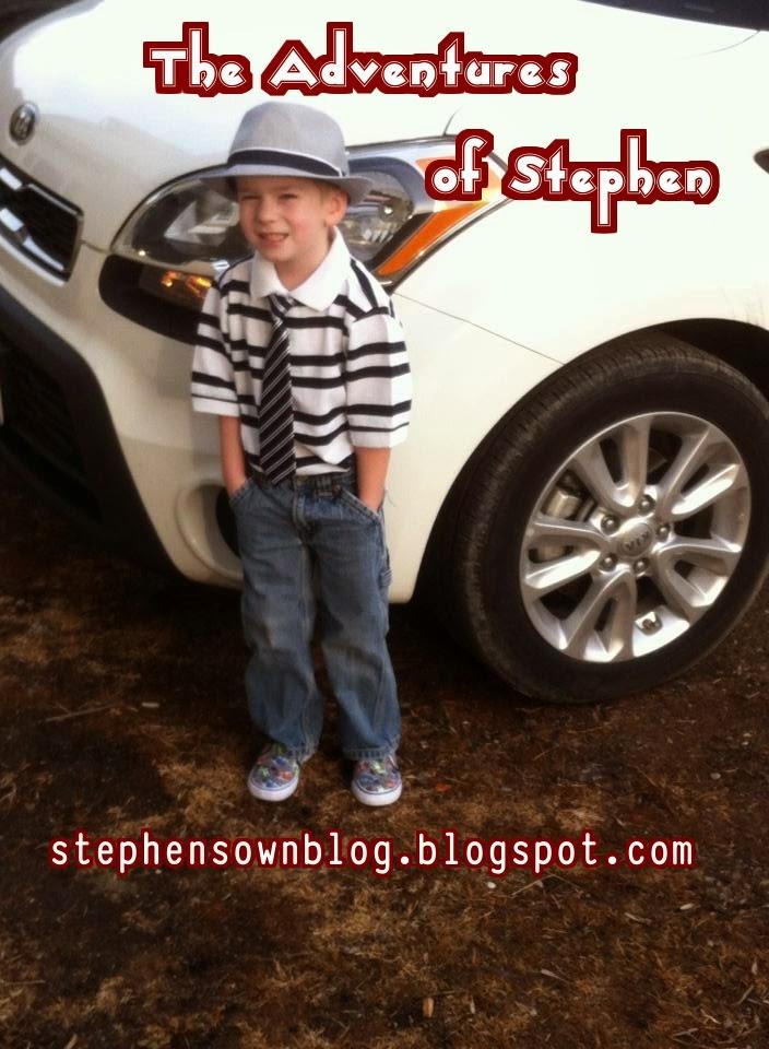 Go visit Stephen
