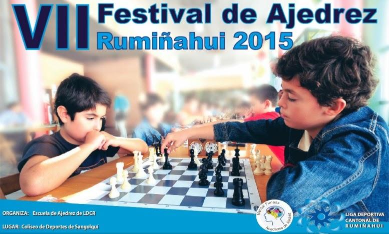 VII Festival de Ajedrez Rumiñahui
