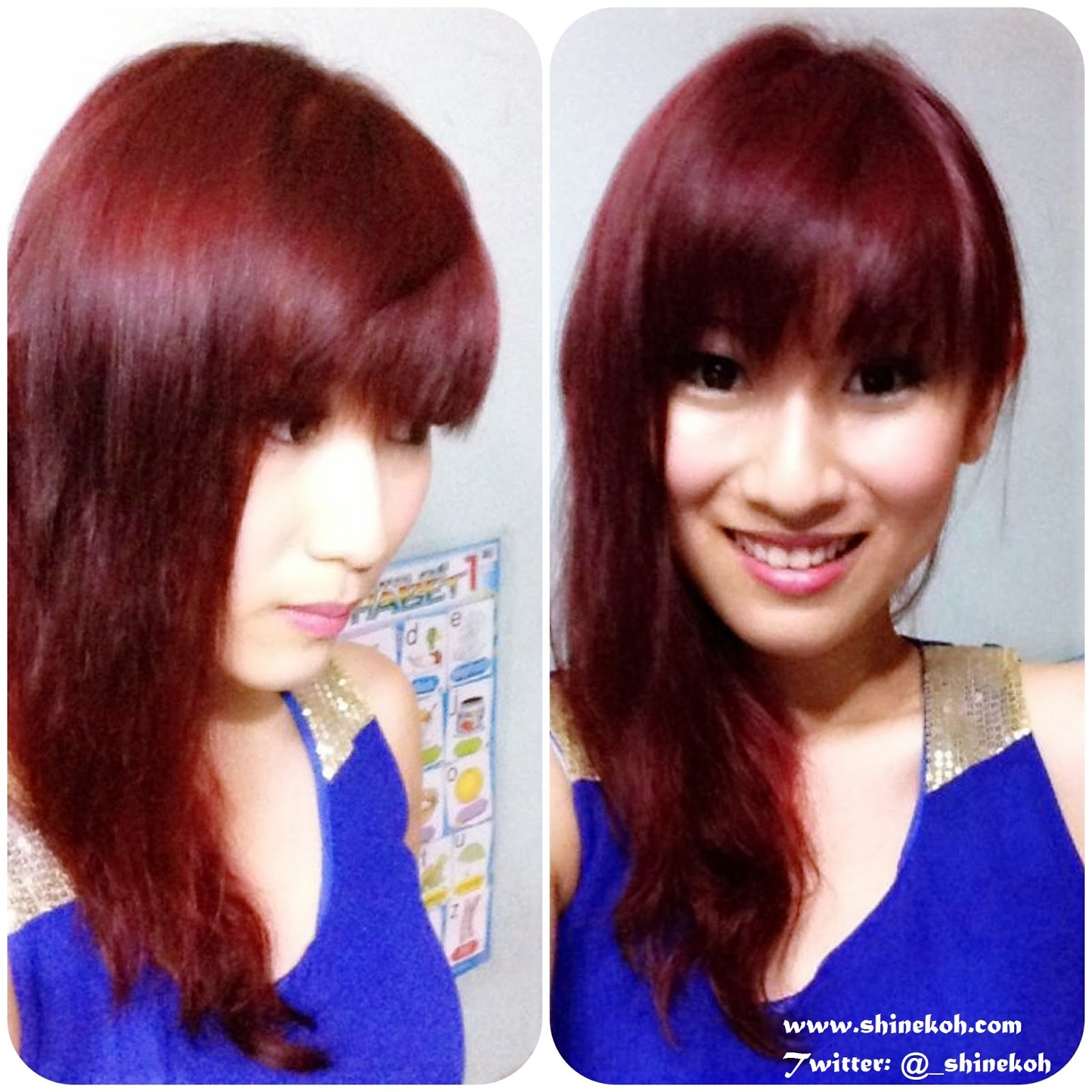 Loreal Excellence Red Hair Dye Review Best Hairstyles 2017