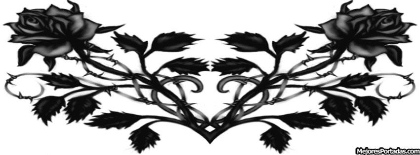 imagenes de rosas negras para portada Mejores Imágenes