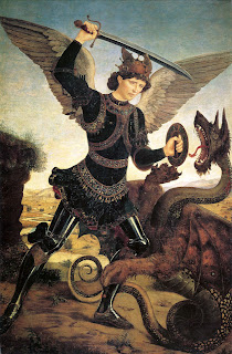St. Michael the Archangel Prayer