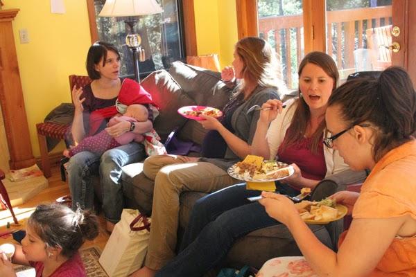 Breastfeeding Cafe Salt Lake City