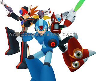Download Mega man x8 Game
