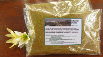 Rempah Mandi / Bath Spices