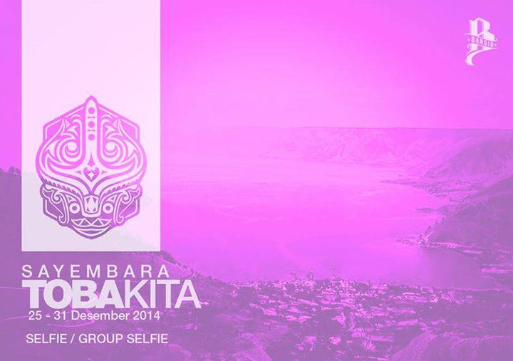 Sayembara selfie atau group selfie di Danau TOBA berhadiah Tshirt Bandid Indie Clothing