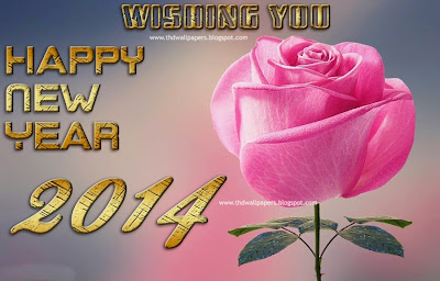 Beautiful Happy New Year 2014 Wallpapers