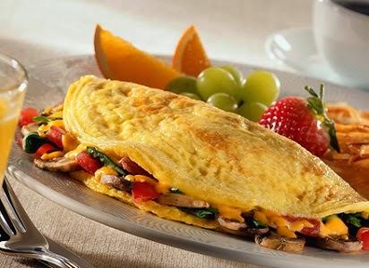 Resep Makanan, resep omelet keju, resep omelet telur, resep omelet sayur, resep omelet sosis, resep omelet mie, resep omelet tahu, cara membuat omelet, resep omelet sederhana,
