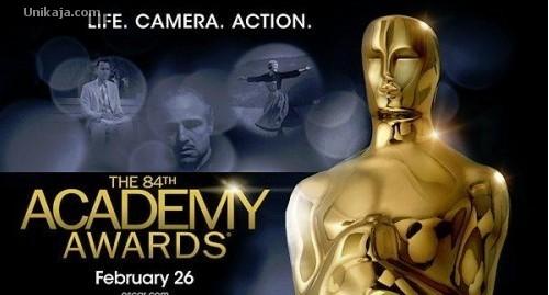 Daftar Nominasi Academy Awards - Oscar 2012