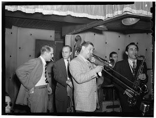 Charlie Ventura Jazz Gallery #4
