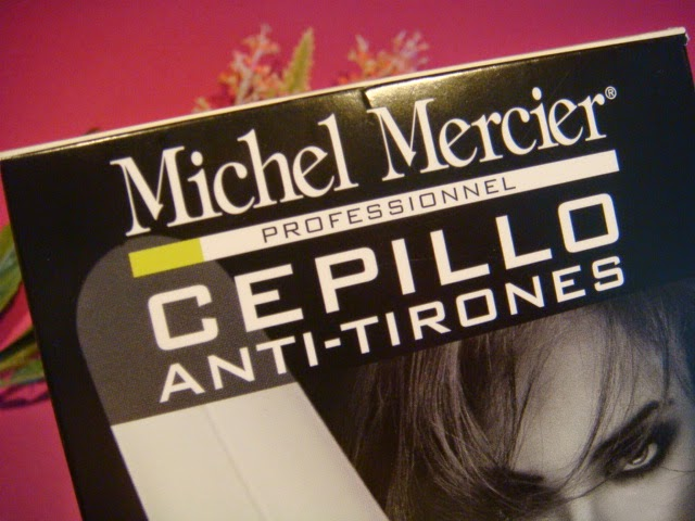 Cepillo Anti-Tirones de Michel Mercier