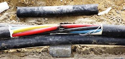Avaries en Cables Subterranis