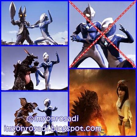 Ultraman Lucu